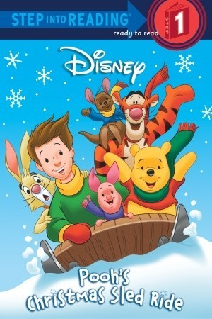 Poohs Christmas Sled Ride  by  Isabel Gaines