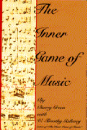 The Inner Game Of Music Solo Workbook For Piano  by  Barry Green