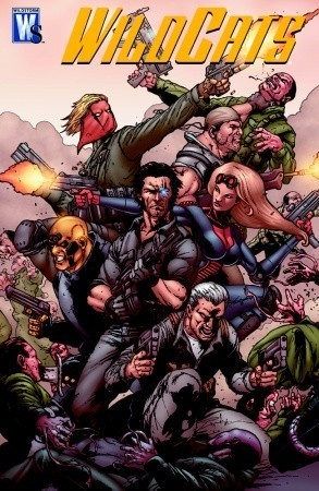Wildstorm: After the Fall  by  Russell Uttley