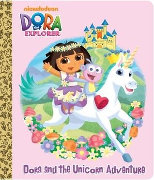 Dora and the Unicorn Adventure  by  Molly Reisner