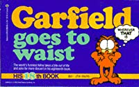 Garfield Goes To Waist. No. 7. Chinese/English Text. Jim Davis