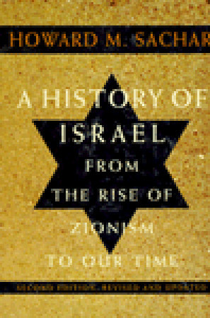 Course of Modern Jewish History  by  Howard M. Sachar