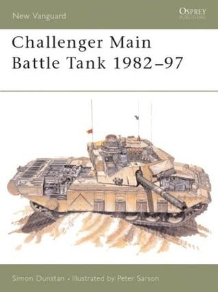 Challenger Main Battle Tank 1982-97 Simon Dunstan