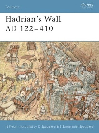 Hadrians Wall AD 122-410 Nic Fields
