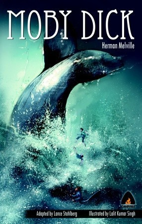 Moby Dick (Campfire Graphic Novels) Herman Melville