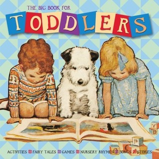 The Big Book for Toddlers  by  Alice Wong