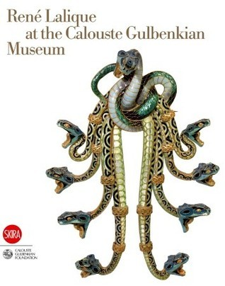 Rene Lalique at the Calouste Gulbenkian Museum  by  Maria Fernanda Passos Leite