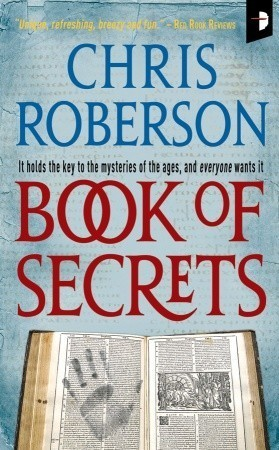 Book of Secrets Chris Roberson