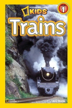 Trains  by  Amy Shields
