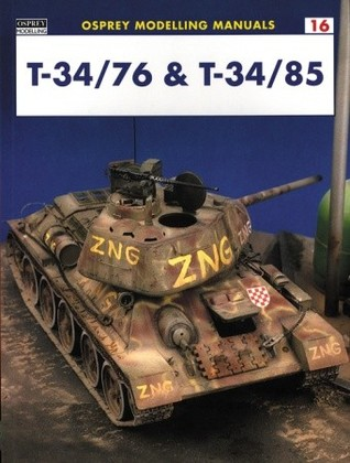 T-34/76 & T-34/85 Jerry Scutts