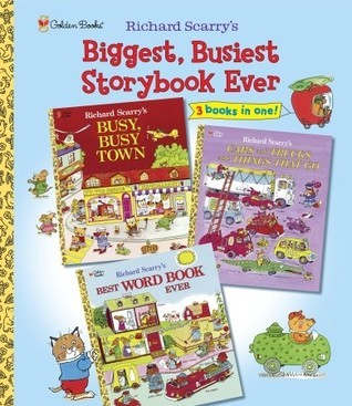 Biggest, Busiest Storybook Ever  by  Richard Scarry