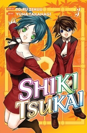 Shiki Tsukai 3 Yuna Takanagi