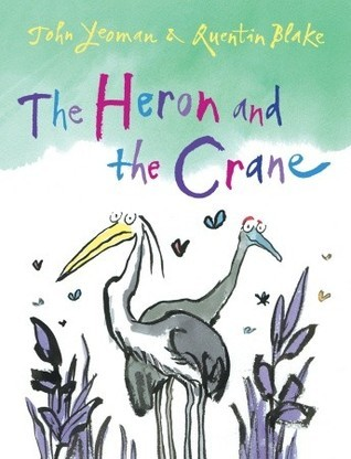 The Heron and the Crane  by  John Yeoman