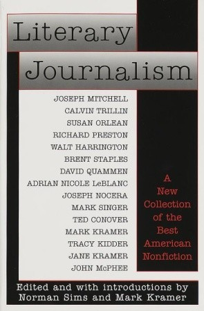 Literary Journalism  by  Norman Sims