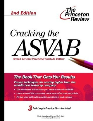 Cracking the ASVAB, 2nd Edition  by  Princeton Review