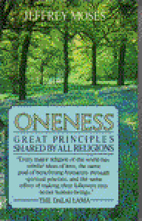 Oneness: Great Principles Shared All Religions by Jeffrey Moses