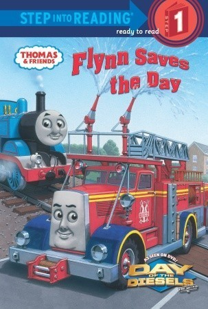 Flynn Saves the Day  by  Wilbert Awdry
