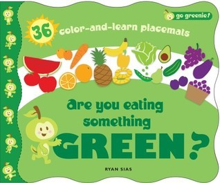 Are You Eating Something Green? Placemats Ryan Sias