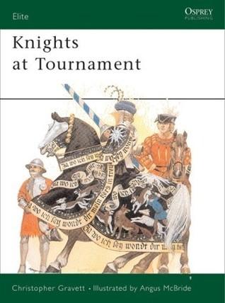 Knights at Tournament Christopher Gravett