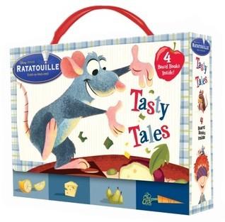 Tasty Tales: Ratatouille Walt Disney Company