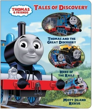 Tales of Discovery  by  Wilbert Awdry