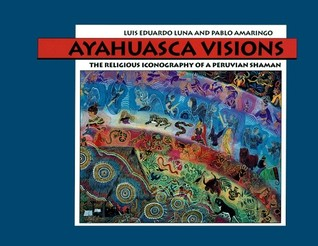 Ayahuasca Visions: The Religious Iconography of a Peruvian Shaman  by  Pablo Amaringo