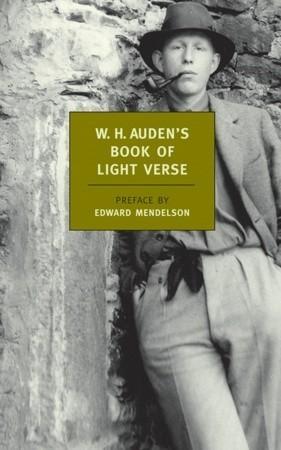 W.H. Audens Book of Light Verse  by  W.H. Auden