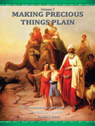 Old Testament Study Guide, Pt. 1: Genesis to Numbers (Making Precious Things Plain, Vol. 7) Randal S. Chase
