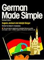 German Made Simple Eugene B. Jackson