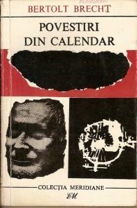 Povestiri din calendar  by  Bertolt Brecht