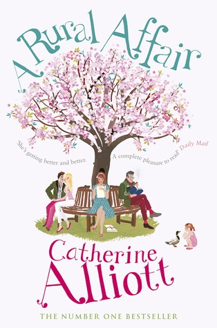 A Rural Affair  by  Catherine Alliott
