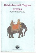 Lipika. Biglietti dallIndia  by  Rabindranath Tagore