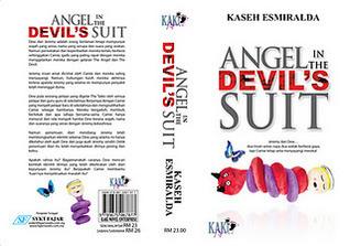 Angel in The Devils Suit Kaseh Esmiralda