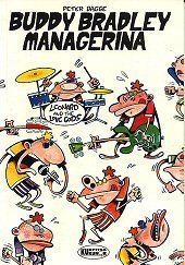 Buddy Bradley managerina Peter Bagge