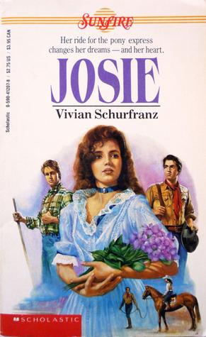 Josie (Sunfire, #28)  by  Vivian Schurfranz