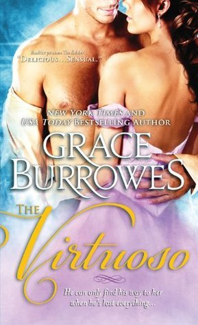 The Virtuoso (Dukes Obsession, #3)(Windham, #3) Grace Burrowes