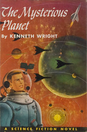 The Mysterious Planet Kenneth Wright