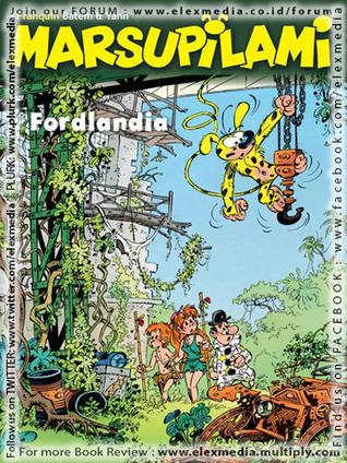 Marsupilami: Fordlandia  by  André Franquin