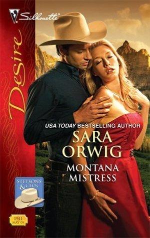 Montana Mistress Sara Orwig
