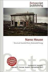 Nano House  by  NOT A BOOK