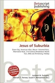 Jesus of Suburbia NOT A BOOK