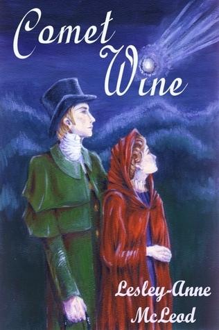 Comet Wine Lesley-Anne McLeod