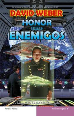 Honor entre enemigos  by  David Weber