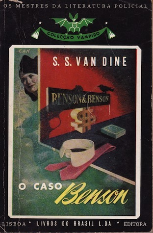 O Caso Benson (Vampiro, #11)  by  S.S. Van Dine