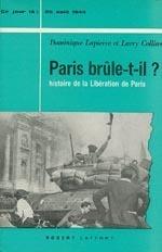 Paris brûle-t-il? Larry Collins