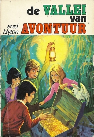 De Vallei van Avontuur (Adventure series, #3) Enid Blyton