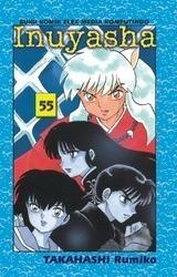 Inuyasha Vol. 55  by  Rumiko Takahashi