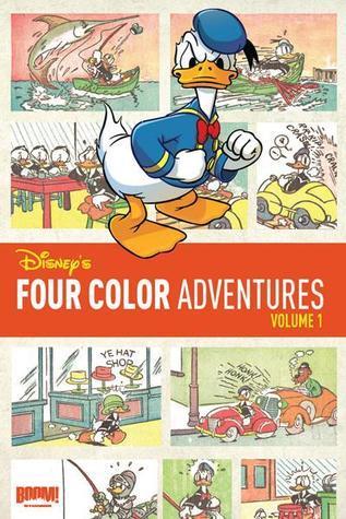 Disneys Four-Color Adventures Volume 1 Al Taliaferro