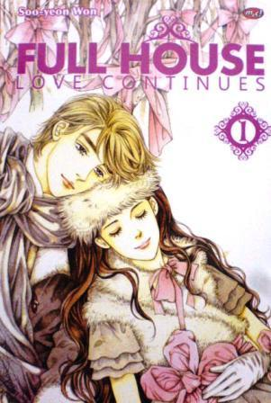 Full House: Love Continues Vol. 1  by  Soo-yeon Won