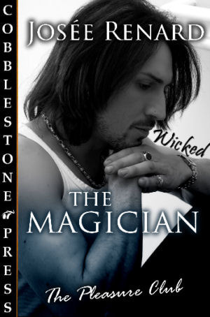 The Magician  by  Josee Renard
